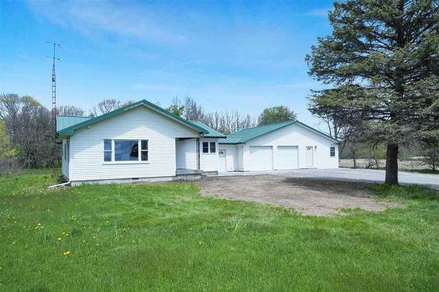 19900 Lewis Rd, Cement City, MI 49233 (MLS #202101359) :: The BRAND Real Estate
