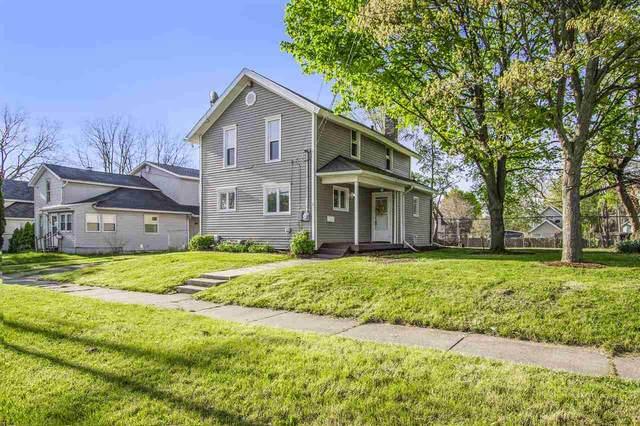 215 E Argyle, Jackson, MI 49202 (MLS #202101375) :: The BRAND Real Estate
