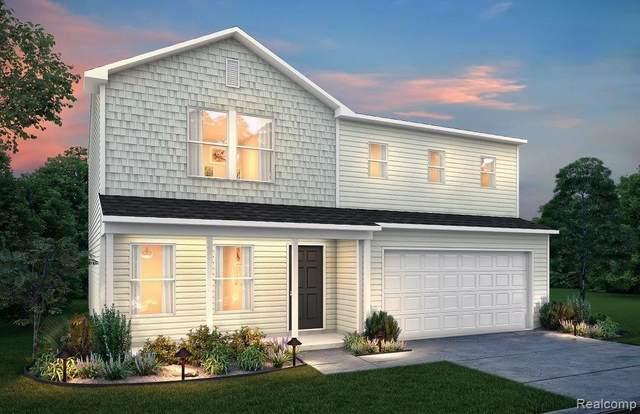 2253 Hunter Ln, Burton, MI 48519 (MLS #2210035106) :: The BRAND Real Estate