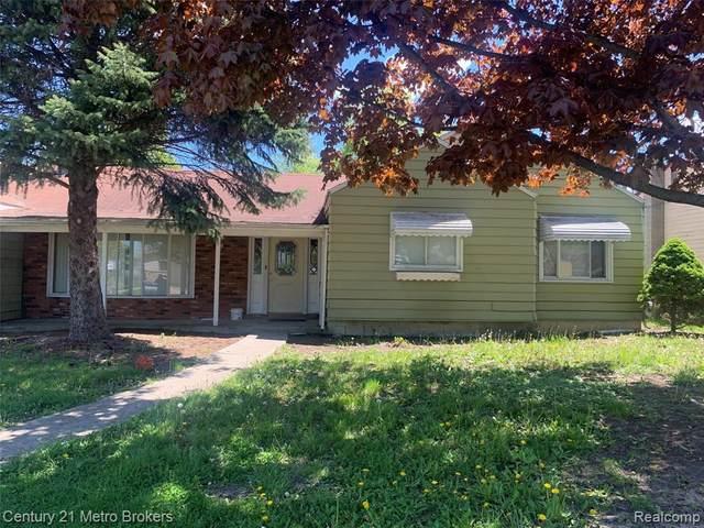 1009 N Barney Ave, Flint, MI 48503 (MLS #2210035115) :: The BRAND Real Estate