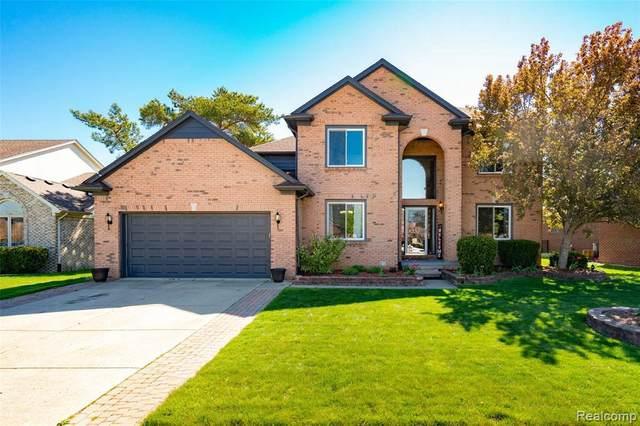 51154 Pinewood Dr, Macomb, MI 48042 (MLS #2210031670) :: The BRAND Real Estate