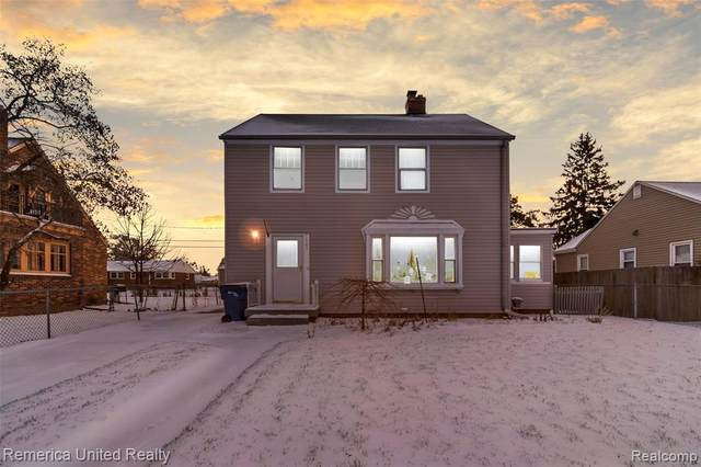 1705 Stanton St, Bay City, MI 48708 (MLS #2210035161) :: The BRAND Real Estate