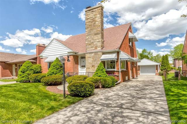 23106 Edward St, Dearborn, MI 48128 (MLS #2210034097) :: The BRAND Real Estate