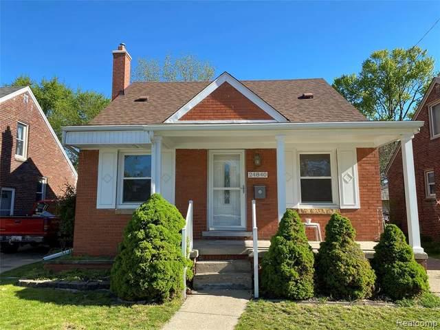 24840 Cherry St, Dearborn, MI 48124 (MLS #2210035193) :: The BRAND Real Estate