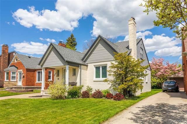 22530 Heinze St, Dearborn, MI 48128 (MLS #2210035012) :: The BRAND Real Estate