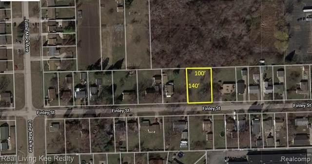 0 Finley, Clinton Township, MI 48035 (MLS #2210035317) :: The BRAND Real Estate