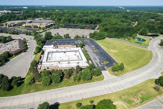 5225 Auto Club Dr, Dearborn, MI 48126 (MLS #2210021592) :: The BRAND Real Estate