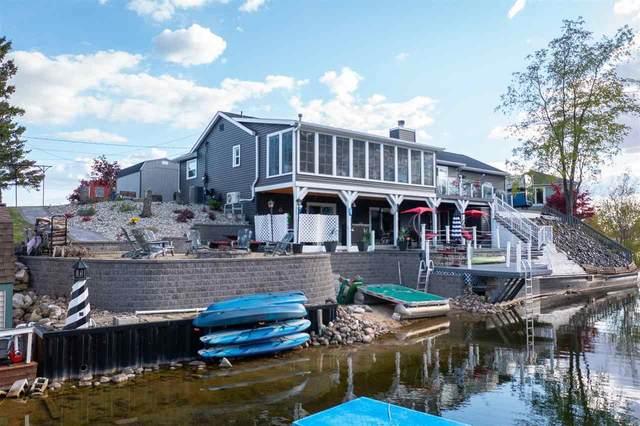 14611 Brookhurst Ct, Cement City, MI 49233 (MLS #202101391) :: The BRAND Real Estate