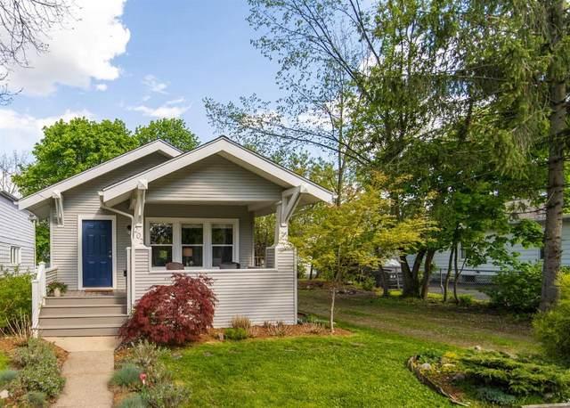 202 Chapin St, Ann Arbor, MI 48103 (MLS #3280912) :: The BRAND Real Estate