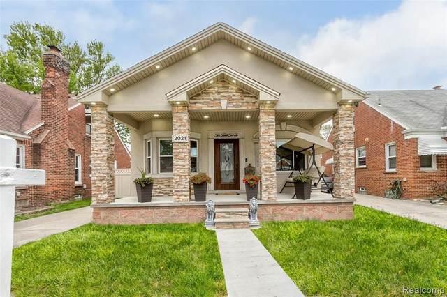 2021 N Lafayette St, Dearborn, MI 48128 (MLS #2210032942) :: The BRAND Real Estate