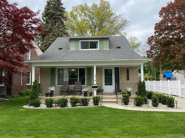19366 Outer Drive Crt, Dearborn, MI 48124 (MLS #2210035289) :: The BRAND Real Estate