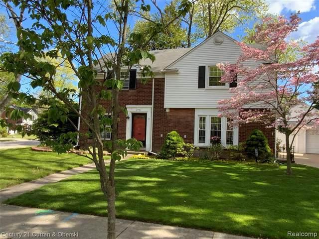 3755 Brewster St, Dearborn, MI 48120 (MLS #2210034774) :: The BRAND Real Estate