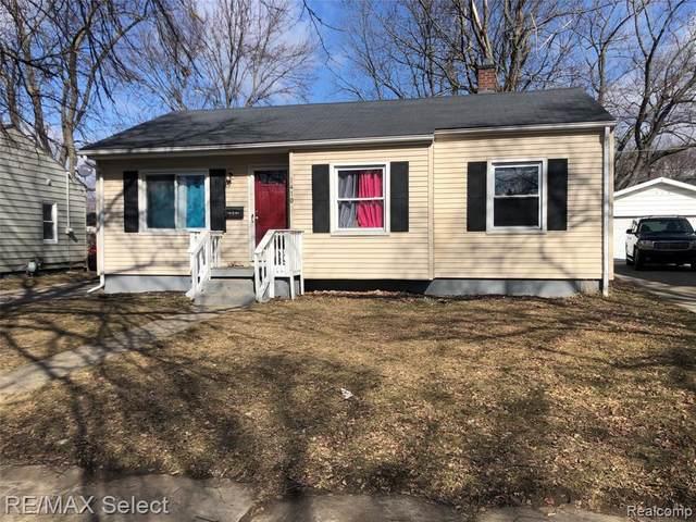 1410 Berrywood Ln, Flint, MI 48507 (MLS #2210035490) :: The BRAND Real Estate
