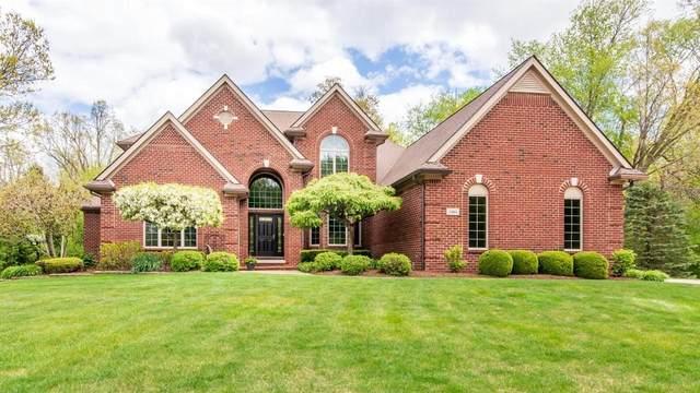 1365 Regents Park Ct, Ann Arbor, MI 48108 (MLS #3280945) :: The BRAND Real Estate