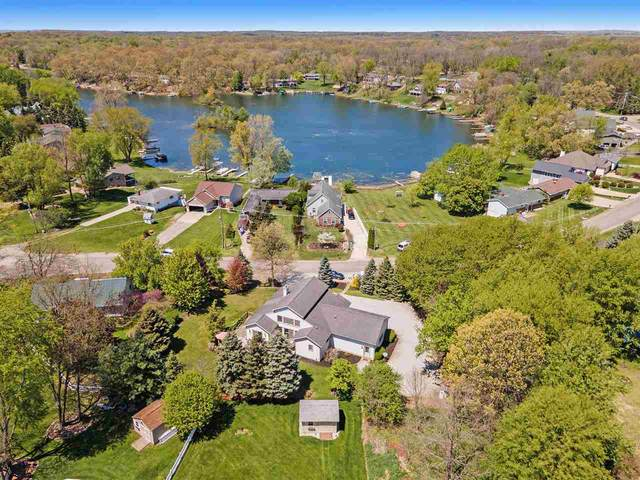 11705 Waldron Rd, Jerome, MI 49249 (MLS #202101396) :: The BRAND Real Estate