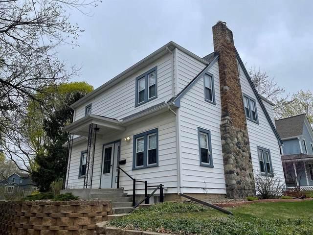 1305 Miller Ave, Ann Arbor, MI 48103 (MLS #3280943) :: The BRAND Real Estate