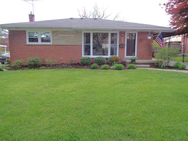 224 Pleasant Ridge Dr, Saline, MI 48176 (MLS #3280918) :: The BRAND Real Estate