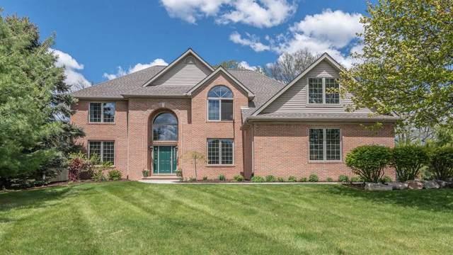 4681 Erin Ct, Ann Arbor, MI 48105 (MLS #3280950) :: The BRAND Real Estate