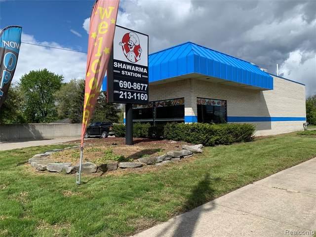 0000 Romeo Plank Rd, Macomb, MI 48044 (MLS #2210035500) :: The BRAND Real Estate