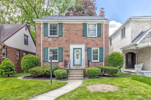 22327 Olmstead St, Dearborn, MI 48124 (MLS #2210035573) :: The BRAND Real Estate
