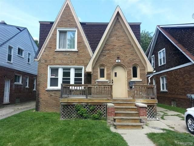 30 Spokane Dr, Detroit, MI 48341 (MLS #2210034061) :: The BRAND Real Estate