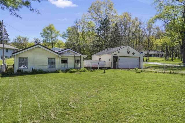 386 Gilletts Lake Rd, Jackson, MI 49201 (MLS #202101403) :: The BRAND Real Estate