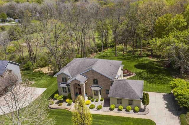 3613 Whispering Woods, Jackson, MI 49201 (MLS #202101404) :: The BRAND Real Estate