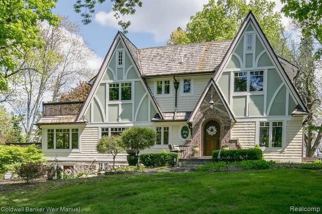 960 Lake Angelus Shores, Lake Angelus, MI 48326 (MLS #2210035844) :: The BRAND Real Estate