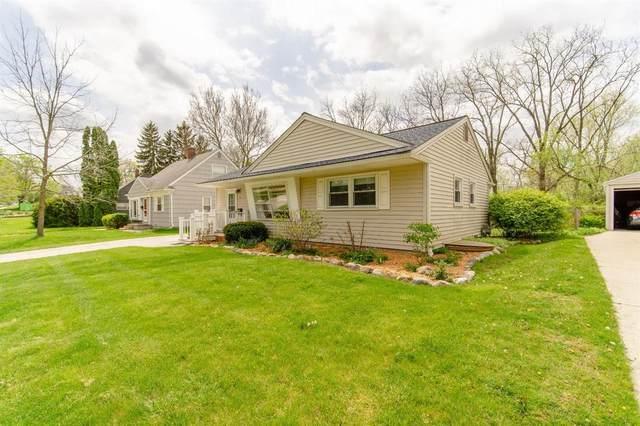 1505 Hatcher Cres, Ann Arbor, MI 48103 (MLS #3280989) :: The BRAND Real Estate