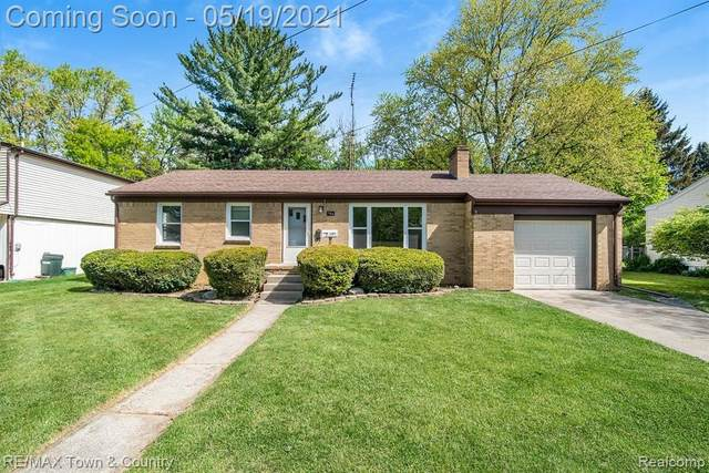 185 Coutant St, Flushing, MI 48433 (MLS #2210033466) :: The BRAND Real Estate