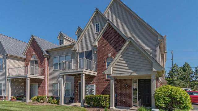 1529 Addington Ln, Ann Arbor, MI 48108 (MLS #3281009) :: The BRAND Real Estate