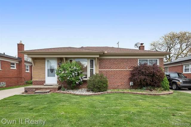 19351 Florence, Roseville, MI 48066 (MLS #2210036035) :: The BRAND Real Estate