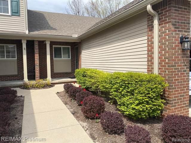 500 Newberry Unit#14, Howell, MI 48843 (MLS #2210036077) :: The BRAND Real Estate