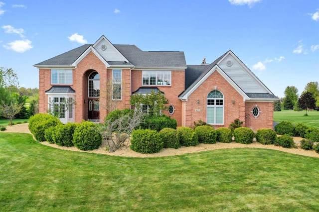 622 Victoria Ct, Saline, MI 48176 (MLS #3280988) :: The BRAND Real Estate