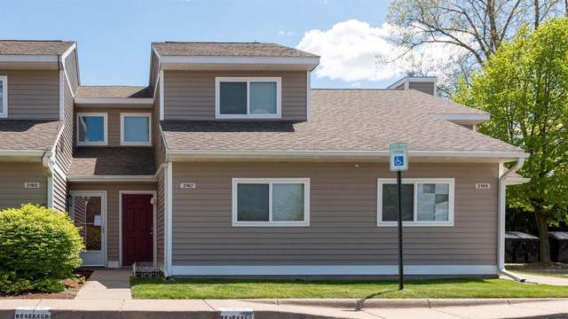2167 Stone School Cir #9, Ann Arbor, MI 48108 (MLS #3281028) :: The BRAND Real Estate