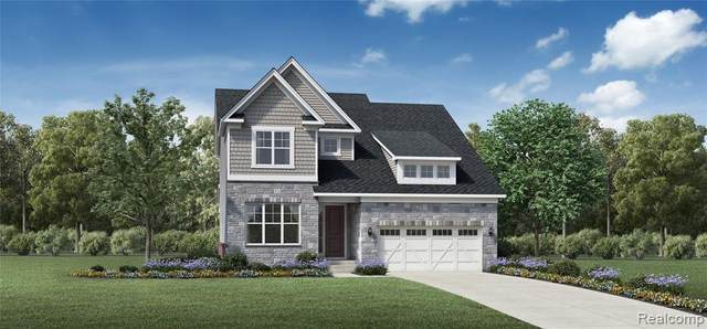 5836 Arimoore Dr, West Bloomfield, MI 48322 (MLS #2210036309) :: The BRAND Real Estate