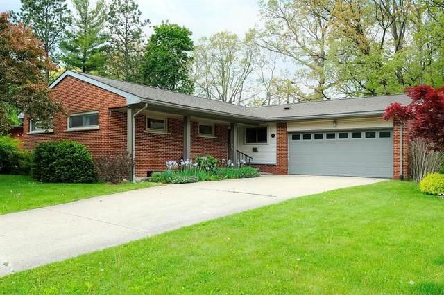 1706 Arbordale St, Ann Arbor, MI 48103 (MLS #3281026) :: The BRAND Real Estate