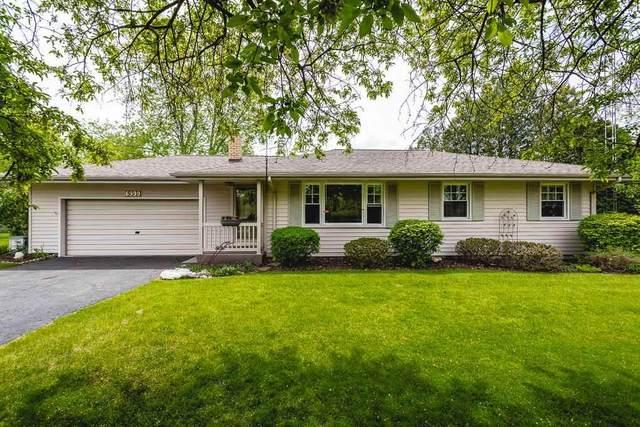 6999 Moon Lake Rd, Jackson, MI 49201 (MLS #202101429) :: The BRAND Real Estate