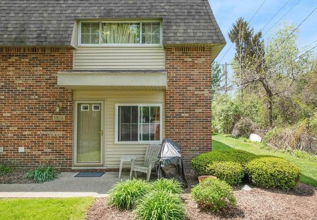 535 Longshore Dr A, Ann Arbor, MI 48105 (MLS #3280993) :: The BRAND Real Estate