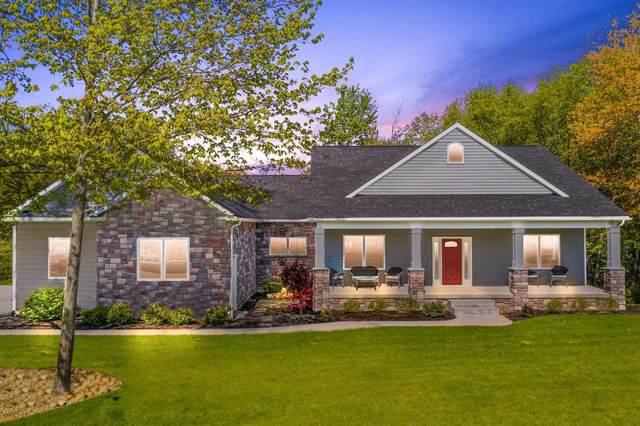5326 Lenard Cir, Howell, MI 48843 (MLS #3281017) :: The BRAND Real Estate