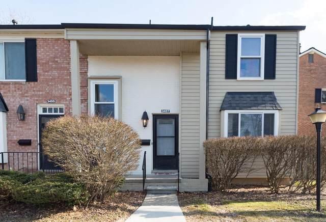 3457 Burbank Dr #80, Ann Arbor, MI 48105 (MLS #3280806) :: The BRAND Real Estate