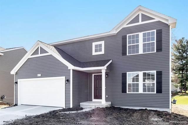 3081 Stratford Ln, Flushing, MI 48433 (MLS #2210036317) :: The BRAND Real Estate