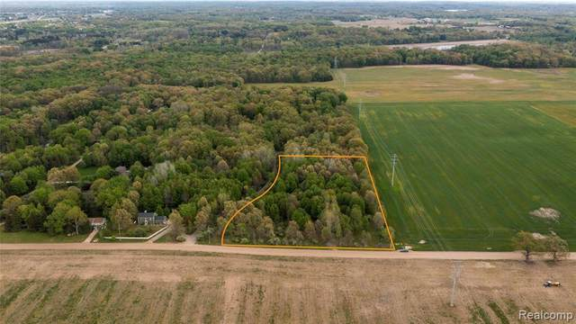 2681 Fisk Rd, Howell, MI 48843 (MLS #2210033959) :: The BRAND Real Estate