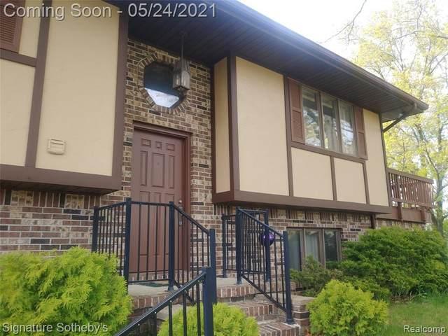 4240 Flansburg Rd, Michigan Center, MI 49230 (MLS #2210036256) :: The BRAND Real Estate