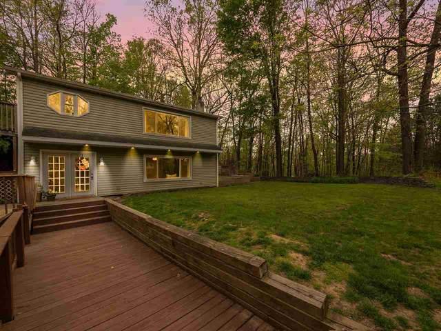 121 Southwood Dr, Jerome, MI 49249 (MLS #202101434) :: The BRAND Real Estate