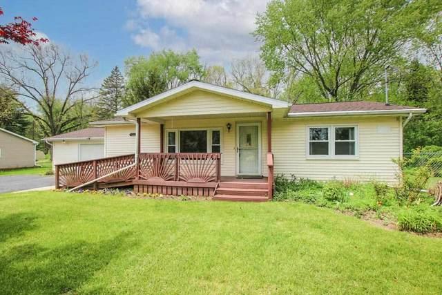 124 Burr Oak, Spring Arbor, MI 49283 (MLS #202101436) :: The BRAND Real Estate