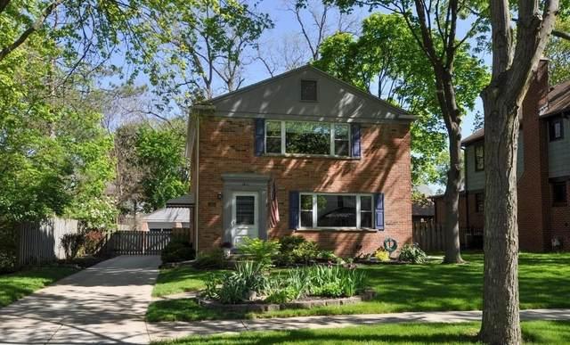 1411 Morton Ave, Ann Arbor, MI 48104 (MLS #3280860) :: The BRAND Real Estate
