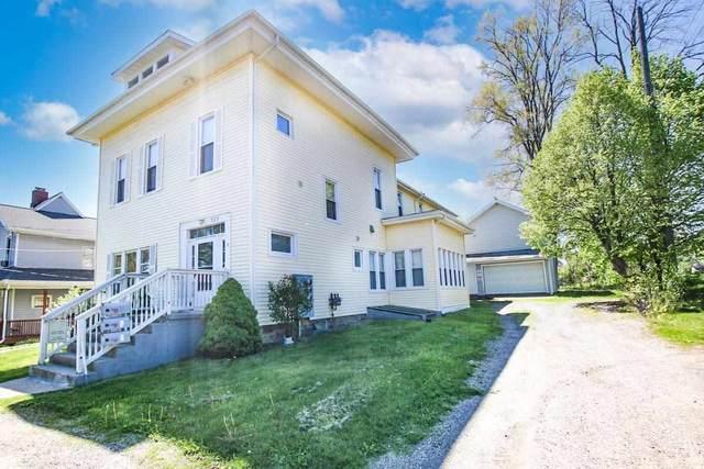 123 W Franklin St, Jackson, MI 49201 (MLS #202101439) :: The BRAND Real Estate