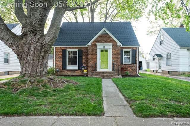 606 S Vernon Ave, Flint, MI 48503 (MLS #2210034519) :: The BRAND Real Estate