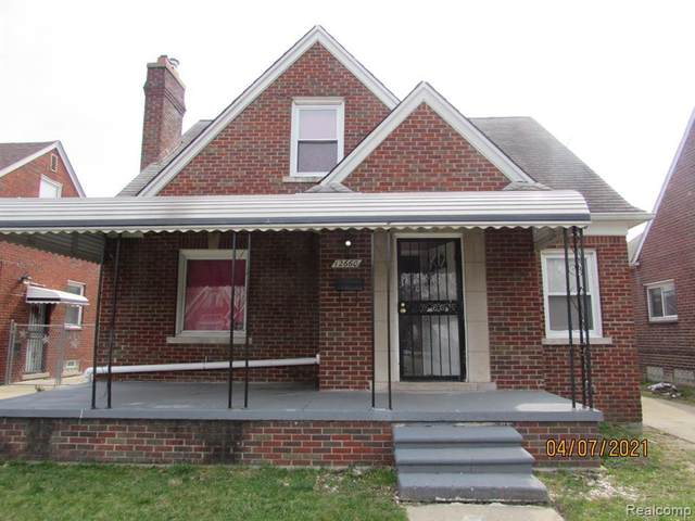 12660 Riad St, Detroit, MI 48224 (MLS #2210034853) :: The BRAND Real Estate